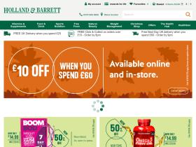 hollandandbarrett.co.uk